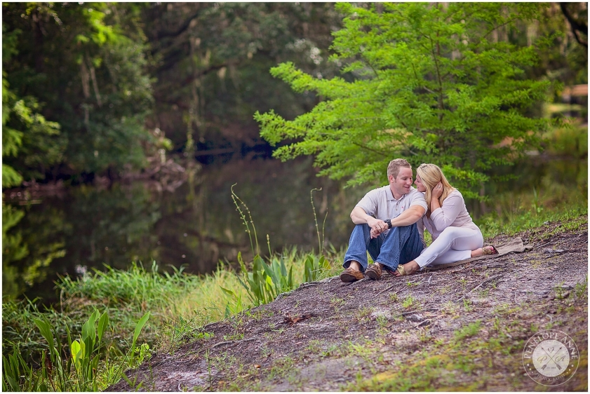 Moss Park Engagement Session