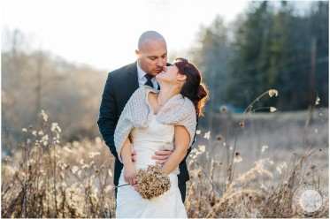 bride and groom portraits by north carolina wedding photographer