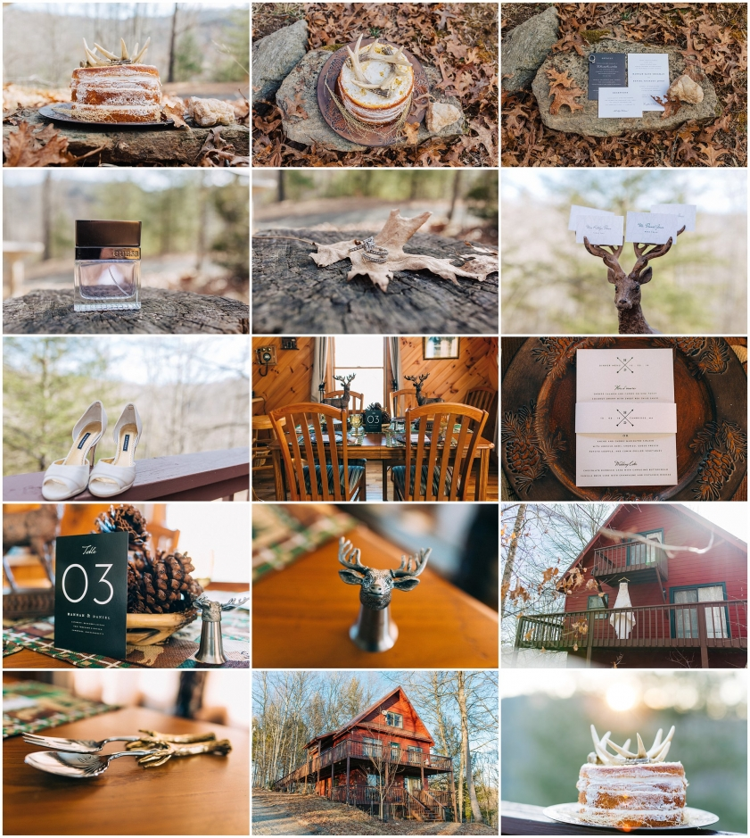 Rustic Wedding Details - Orlando Wedding Photographer