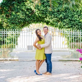Bride & Groom portraits in Homestead Florida