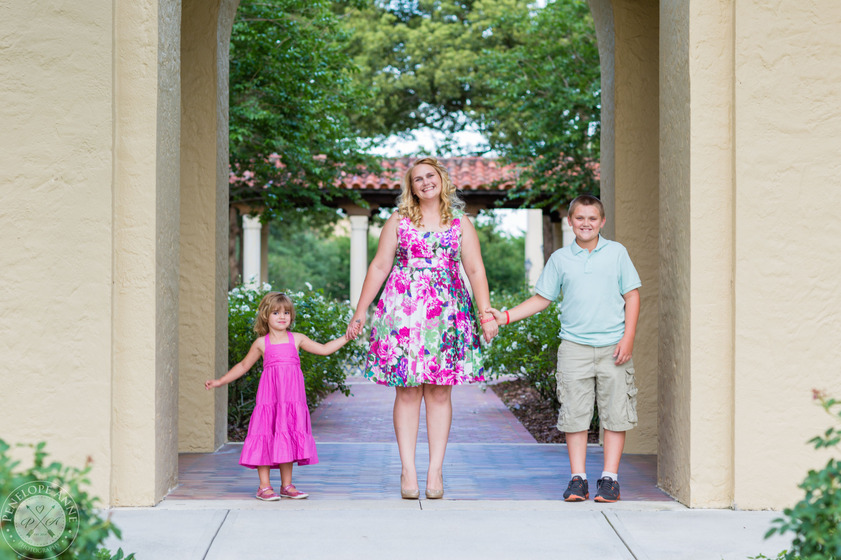Winter Park Family Photographer