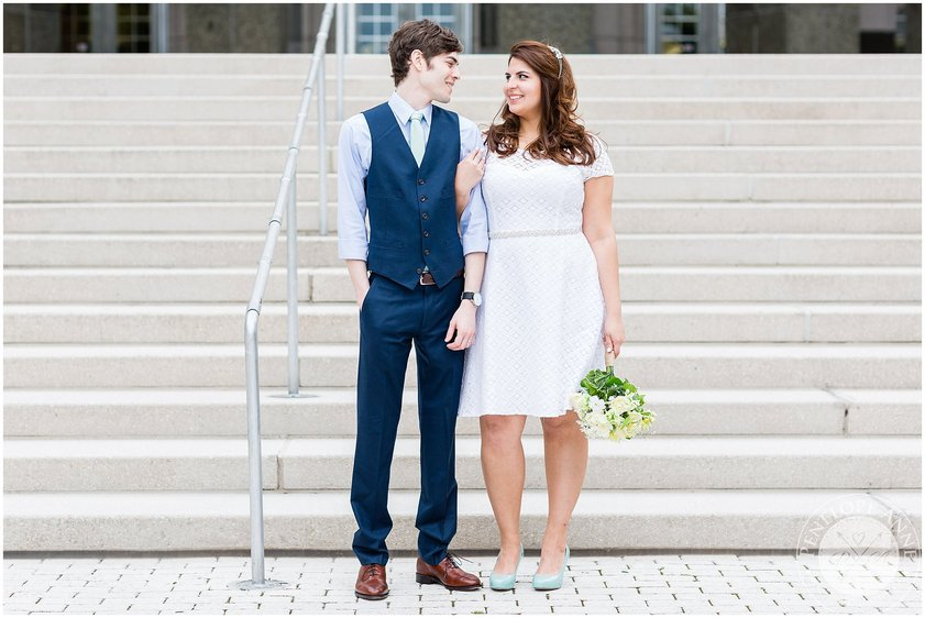Orlando Courthouse Wedding