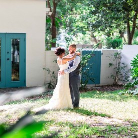 Bridal portraits at maitland art center