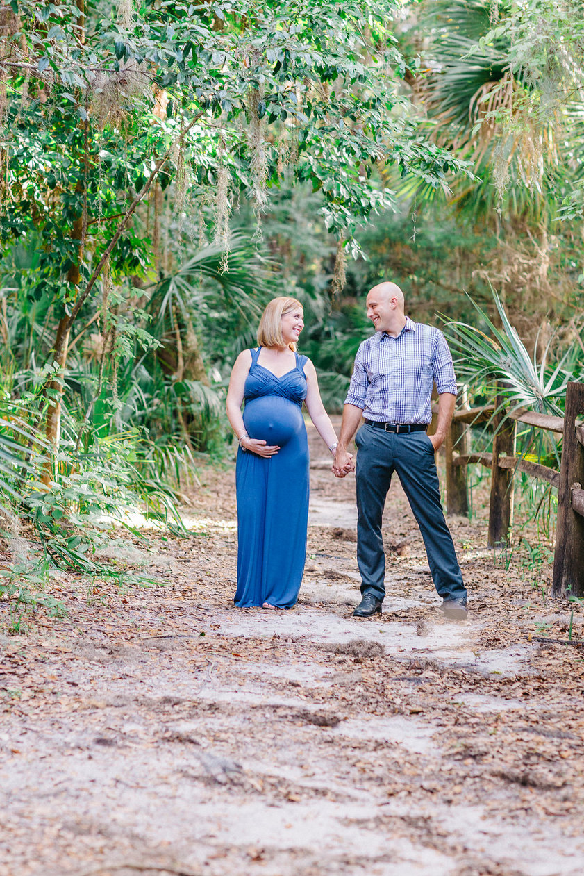 orlando maternity session
