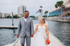 Downtown Tampa Bridal Portraits
